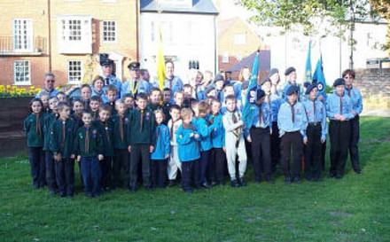 A picture for 6th-Salisbury-Air-Scout-Group
