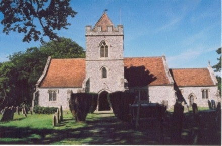 A picture for All-Saints-Church-Bells--Winterslow