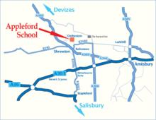 Image 2 for How To Find Appleford School