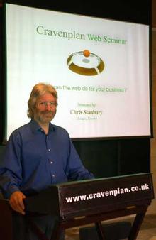 Click for a larger image of E-Bay seminar