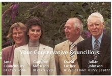 Image 1 for Cllr David Luther local issues