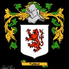 Image 1 for Talbot family history