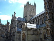 Click for a larger image of Wells Cathedral, Somerset
