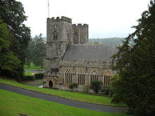 Click for a larger image of St Germans, near Saltash, Cornwall