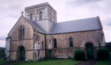 Click for a larger image of Christ Church, East Stour, Dorset