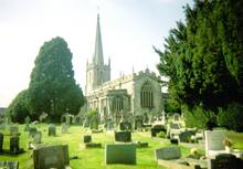 Click for a larger image of Croscombe Church, Somerset