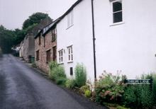 Click for a larger image of Thrupe Lane, Croscombe, Somerset