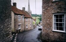 Click for a larger image of Church Street, Croscombe