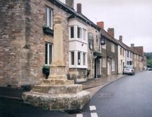 Click for a larger image of The Cross, Croscombe