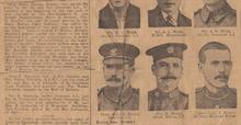 Click for a larger image of Horlers in World War 1