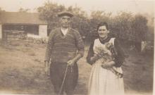 Click for a larger image of Matthias and Minnie Horler