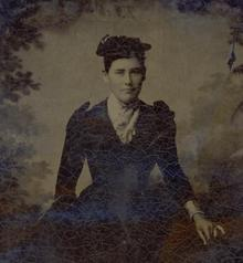 Click for a larger image of Minnie Jane Say 1870-1962