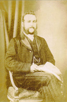Click for a larger image of Francis Rogers Hiscock