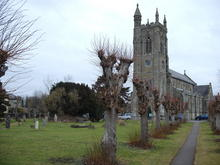 Click for a larger image of Holy Trinity, Shaftesbury