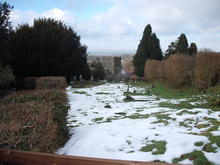 Click for a larger image of St John's Church, Enmore Green, Shaftesbury