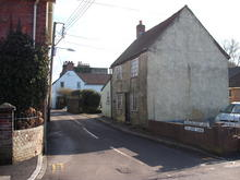 Click for a larger image of Magdalene Lane, Shaftesbury, Dorset