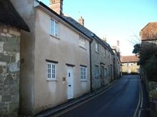 Click for a larger image of Millers Cottage, Angel Lane, Shaftesbury