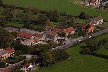 Click for a larger image of Red Lion Inn, West Pennard, Somerset