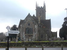 Click for a larger image of St James Church, Shaftesbury