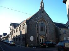 Click for a larger image of Methodist Church, Parsons Pool, Shaftesbury
