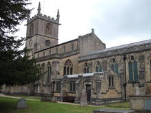 Click for a larger image of St Marys Church, Gillingham, Dorset