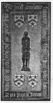 Click for a larger image of Nicholas Francis, Esq, Combe Florey