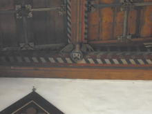 Click for a larger image of William Ludlow, Esq, St Thomas Church, Salisbury