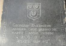 Click for a larger image of George Dodington of Wells