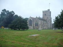 Click for a larger image of St Mary's Church, Fordingbridge, Hampshire