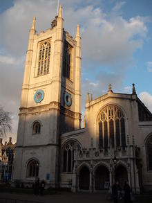 Click for a larger image of St Margaret, Westminster, London