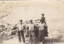 Click for a larger image of Dulcote quarry in the 1920's