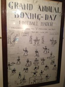 Click for a larger image of Croscombe Grand Annual Boxing Day Match