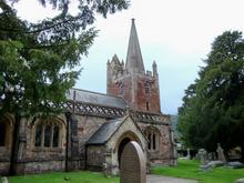 Click for a larger image of St Bartholemew, Ubley, Somerset