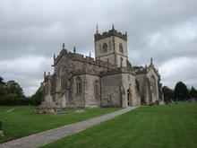 Click for a larger image of Church of St Magdalene, Ditcheat, Somerset