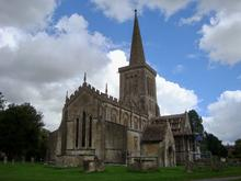 Click for a larger image of Church of St Mary the Virgin, Bishops Cannings