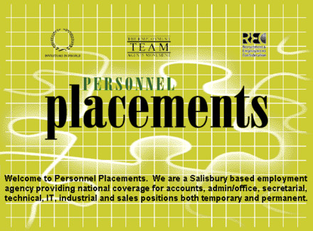 A picture for Personnel-Placements