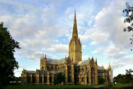 A picture for Salisbury-Cathedral