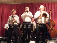 Click for a larger image of Apex Jazzmen - July 2012