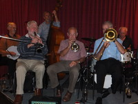 Click for a larger image of Solent City Jazzmen - September 2013