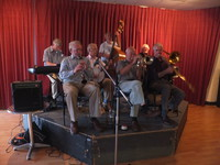 Click for a larger image of Solent City Jazzmen - July 2014