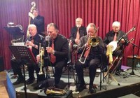 Click for a larger image of Tim Eyles' Gentlemen of Jazz - April 10th 2015