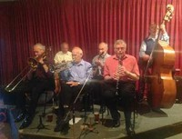 Click for a larger image of Cuff Billett's New Europa Jazz Band - 8th May 2015