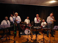 Click for a larger image of Charlestown Jazzband - 9th October 2015