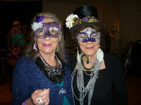 Click for a larger image of Mardi Gras Night - 12th February