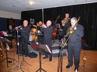 Click for a larger image of John Maddocks Jazz Men - 10th February 2017