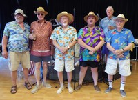 Click for a larger image of Sussex Jazz Kings - 14th July 2017