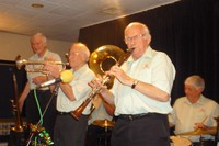 Click for a larger image of SUSSEX JAZZ KINGS - 8th December 2017