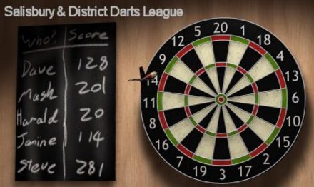 A picture for Salisbury-and-District-Darts-League