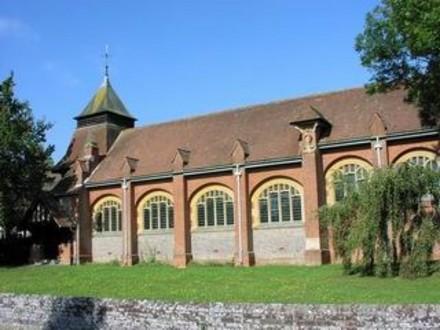 A picture for St-Birinus-Church