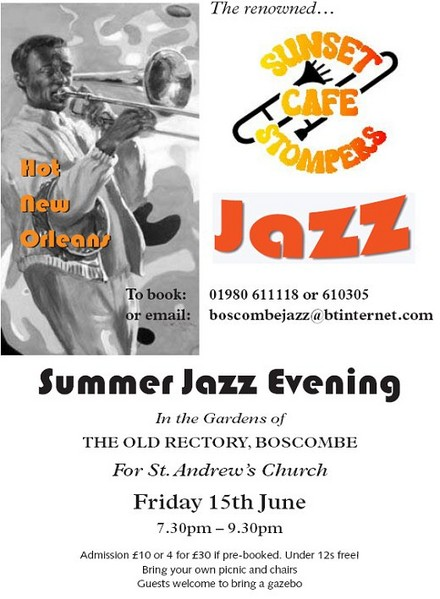 A picture for Summer-Jazz-Evening